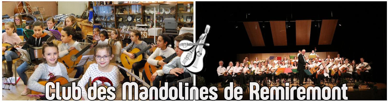 Le Site Officiel du Club des Mandolines de Remiremont